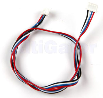 Molex cable with 4 contacts - 25cm