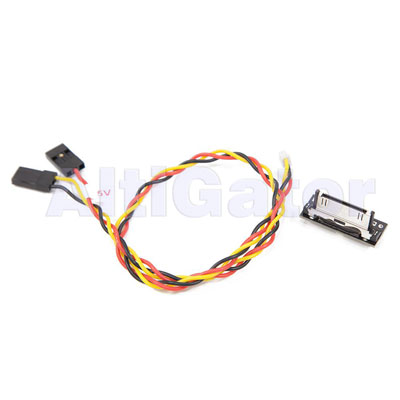 GoPro to video transmitter cable