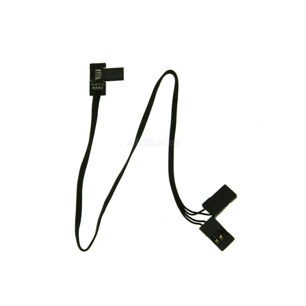 GoPro3 and GoPro4 to video transmitter cable for Tarot gimbal